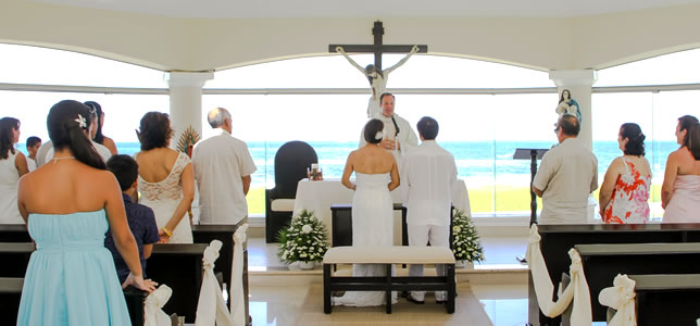 Beach Resorts with Chapels For Religious Wedding