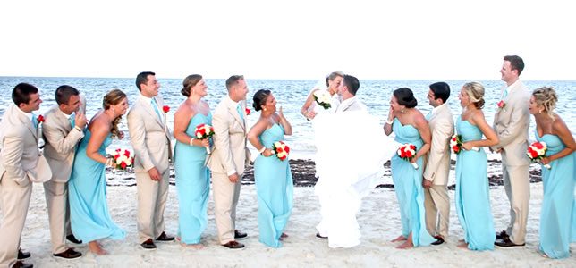 All-Inclusive Palace Resorts Weddings in Mexico and the Caribbean