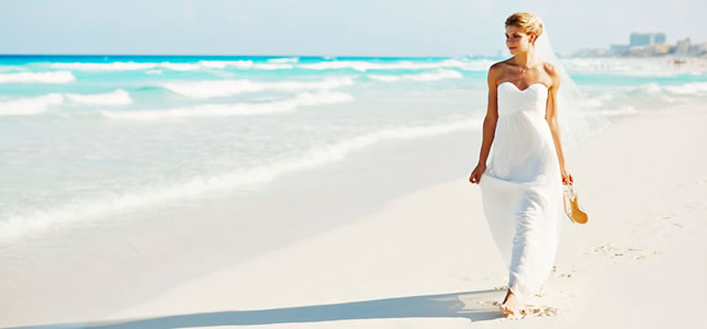 Hyatt Ziva Cancun is a Stunning Resort for a Wedding in  Cancun