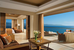 Preferred Club Master Suite Ocean Front View