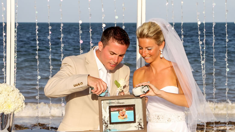 all inclusive mexico weddings