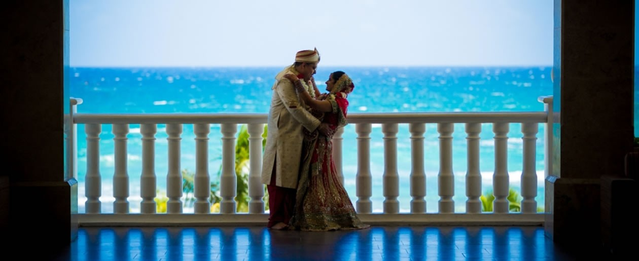 The perfect setting to take the seven steps together as your life's become one with an Indian wedding.