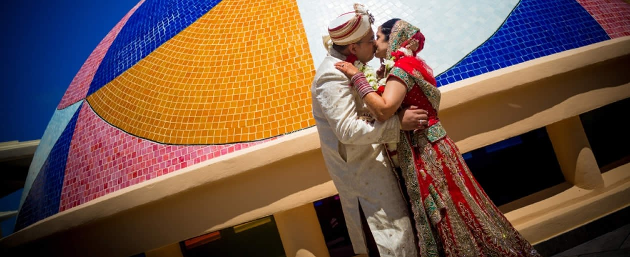 South Asian weddings are colorful and unique at the Barceló Resorts.