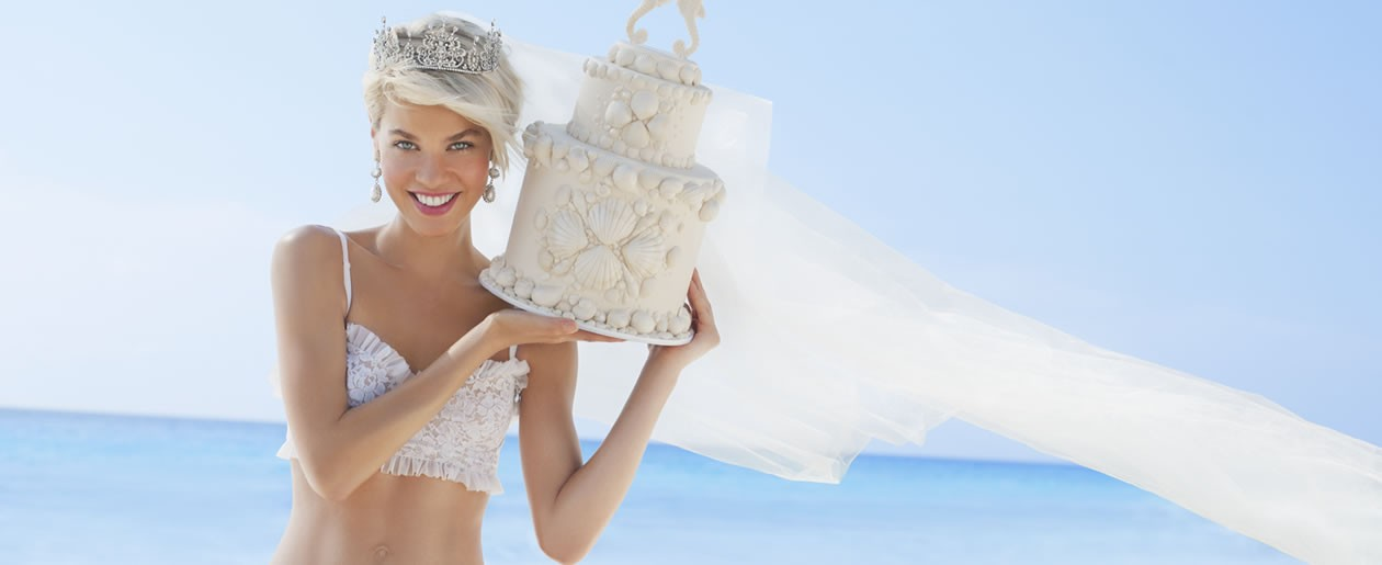 Celebrate in style with a Colin Cowie wedding collection at the all-inclusive Hard Rock Hotels.