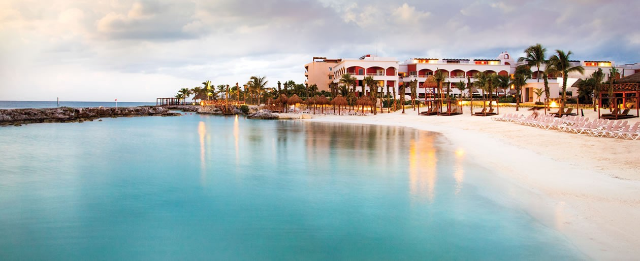 Hard Rock Hotel Riviera Maya an all-inclusive experience located on the famous Riviera Maya.