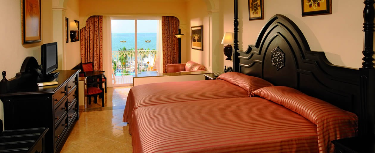 Beautiful room accommodations combine with 24-hour service for the perfect honeymoon getaway.