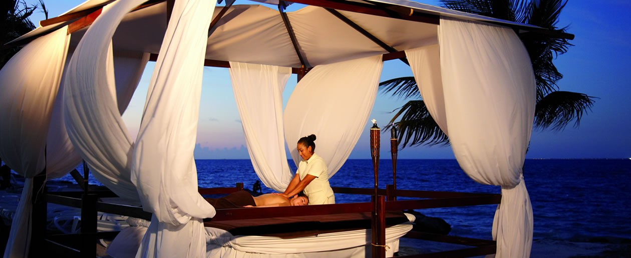 Renova Spa with assorted treatments to enjoy during your honeymoon.