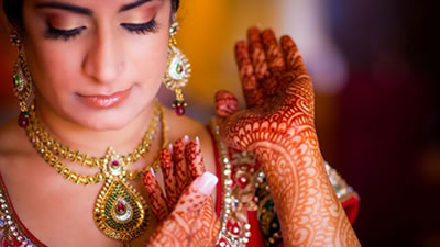 South Asian Indian Weddings and Wedding Traditions