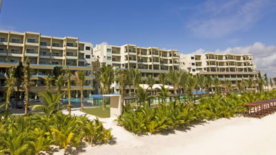 Generations Riviera Maya wedding hotel for families