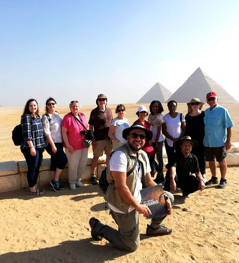 15 Day Egypt, Jordan, Israel Escorted Tour Journey