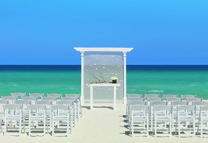 Complimentary Destination Wedding