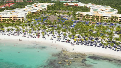 Barcelo Maya Palace Deluxe Luxury All Inclusive Wedding