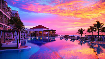Hyatt Zilara Cancun Wedding Package