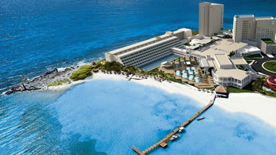 Hyatt  Ziva Cancun Wedding Package