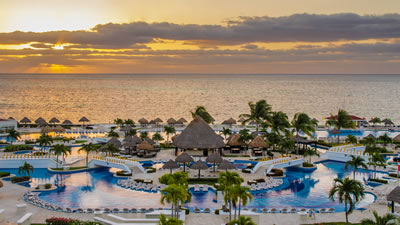 Moon Palace Cancun wedding resort for families