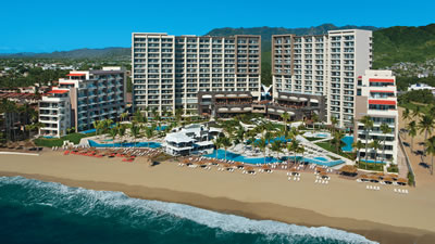 Now Amber Puerto Vallarta wedding resort for families