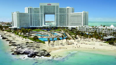 Riu Palace Peninsula Cancun Luxury Riu Wedding
