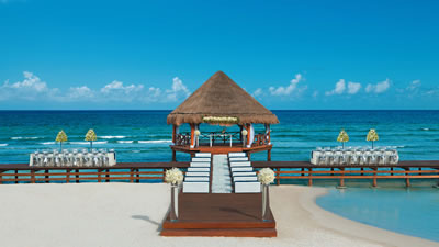 Secrets Silversands Cancun Weddings