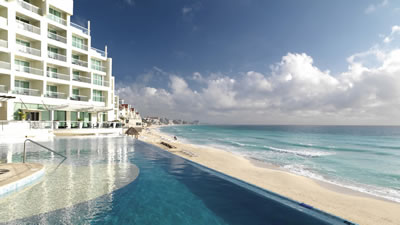 Sun Palace Cancun Wedding